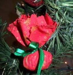 Saches perfumados para Árvore de Natal