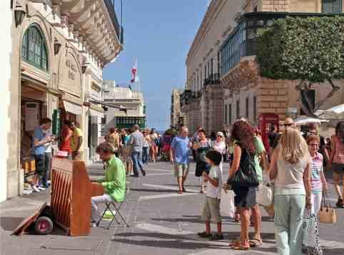 guida capitale cultura Valletta