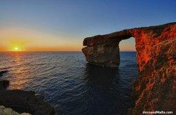 Sunset Dwejra Gozo