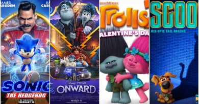 Most anticipated animated movies in 2020