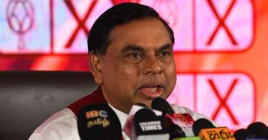 Basil Rajapaksa requests majority to establish a new constitution without being held hostage by various political factions