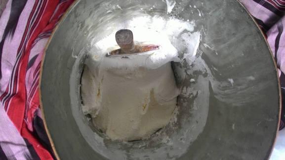 En doğal dondurma: Meşhur Görele Dondurması 1