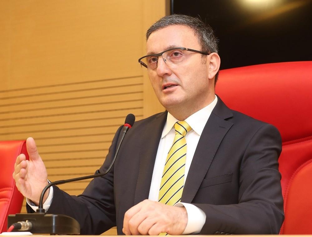 """Giresun TSO Başkanı Çakırmelikoğlu: """"Güney Çevre Yolu, Giresun'un ticari geleceğine kazanımlar sağlayacak"""""""