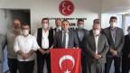 MHP Giresun İlçe Başkanları Ertuğrul Gazi Konal'ı destekleyeceklerini açıkladılar