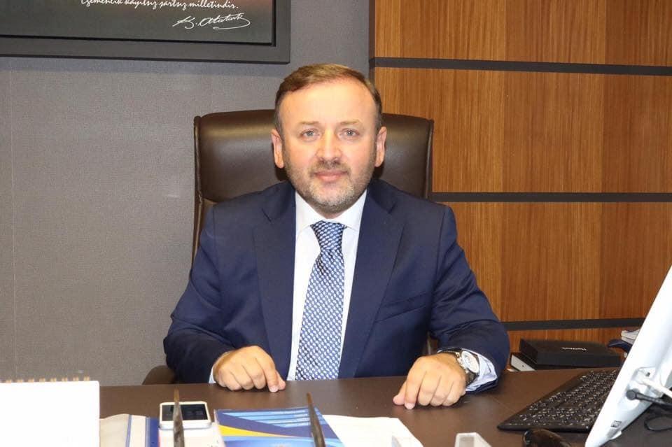 AK Parti Giresun Milletvekili Sabri Öztürk Korona virüse yakalandı