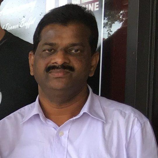 Dr. Narayan Moger, Visiting Scholar