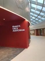 Francis Crick Auditorium, Wellcome Genome Campus
