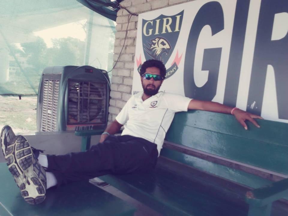 Sunil Giri-ICC Level 2 certified
