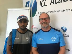Level 2 Certificate from International Cricket Council -ICC