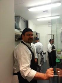 Federico the chef