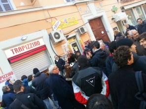 waiting for Trapizzino