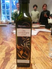 olio extra vergine di oliva Merumalia