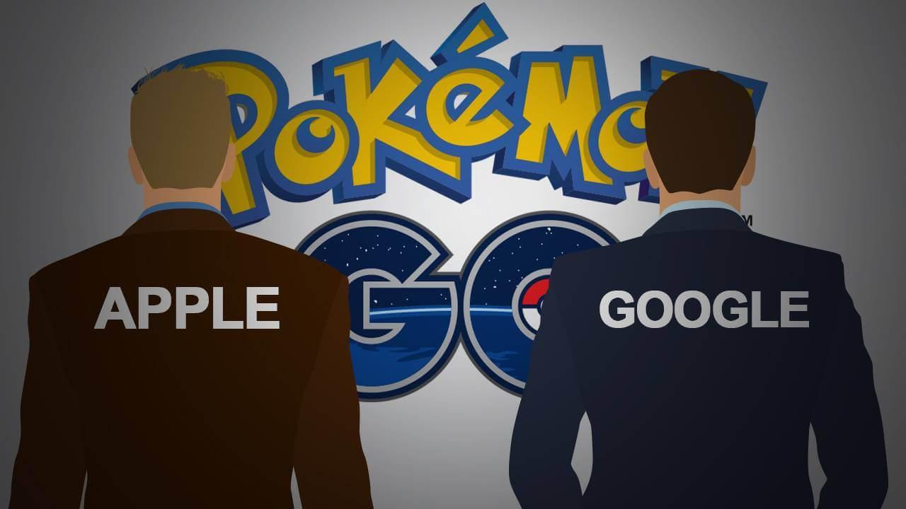 Pokémon GO Kullanımı Facebook ve Snapchat'i Geçti!