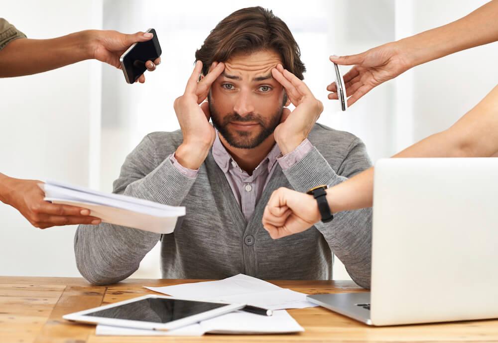 İşyeri Stresini Gidermek İçin 3 Adım