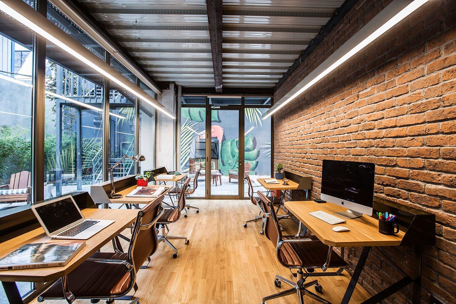 Harika Tasarımıyla Paylaşımlı Ofis Kolektif House'a Aşık Olacaksınız!