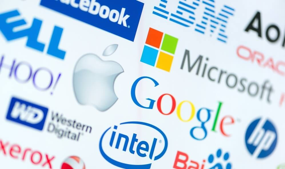 İşte 5 Teknoloji Devinin Gelirleri