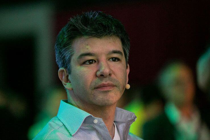 Uber'in CEO'su 'İstenmeyen Adam' İstifa Etti!
