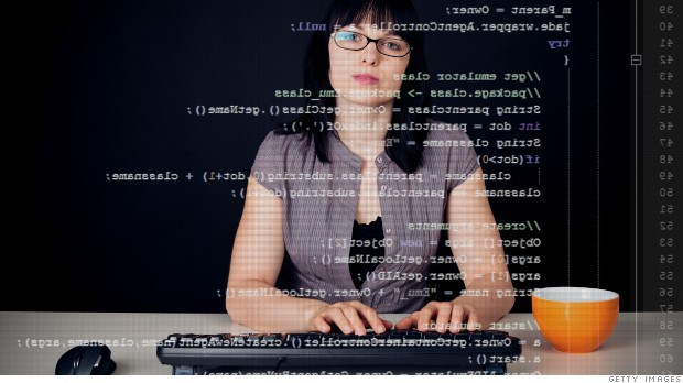 Bilgisayar Dünyası'na Damga Vuran Kadınlar