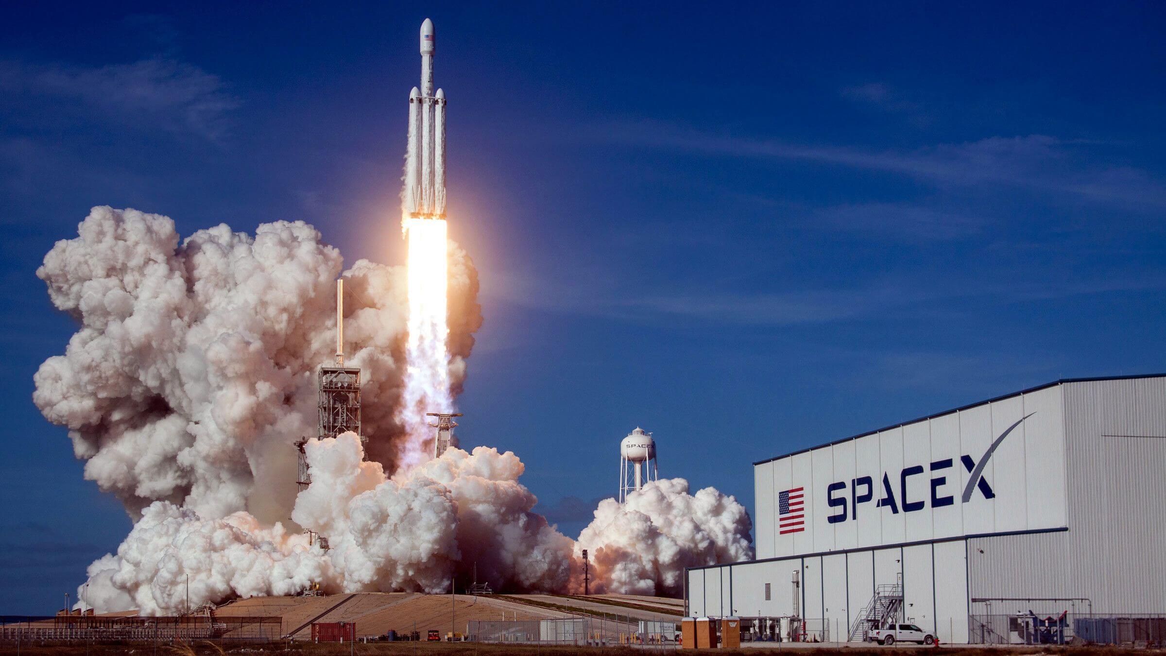 Elon Musk'ın SpaceX'i ile İlgili 12 İnanılmaz Gerçek