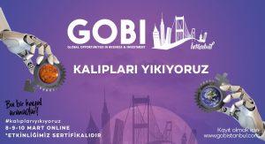 GOBI Afisi - Kalıpları Yıkıyoruz