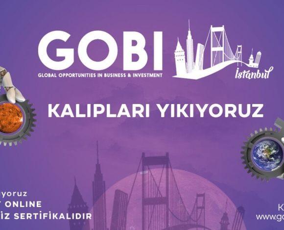 İTÜ'nün İlk Uluslararası Öğrenci Zirvesi GOBI 8 Mart'ta Başlıyor!
