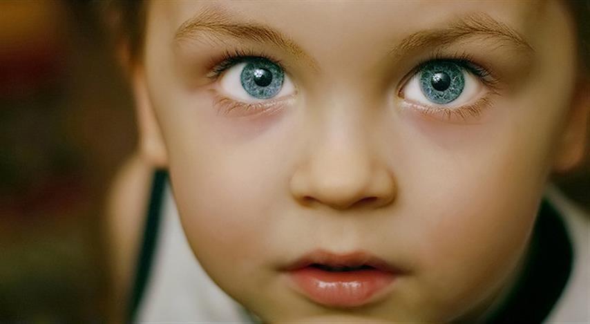 В света има деца кристални деца, индиго и децата на дъгата - вижте какви са вашите!