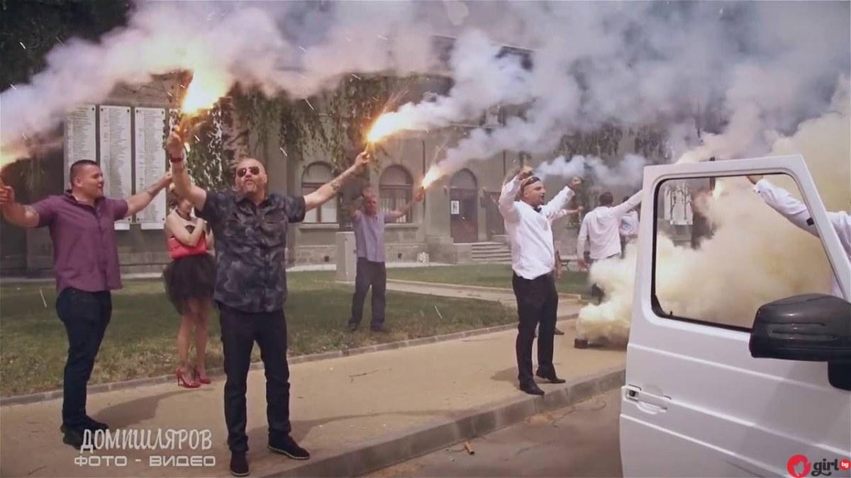 Вижте сватбата, която взриви цяла България (видео)