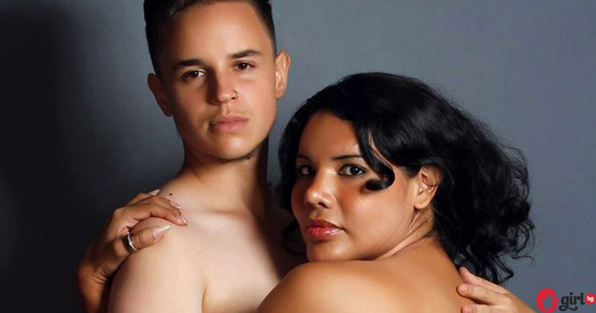 Светът тотално се побърка: Тази двойка очаква първото си бебе, но бащата е забременял от майката...
