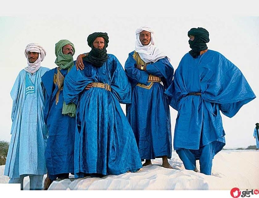Тайните на туарегите