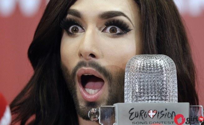 Помните ли победителят в Евровизия - Кончита Вурст? Вижте как изглежда днес (СНИМКИ)
