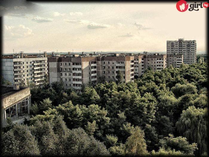 Чернобил днес