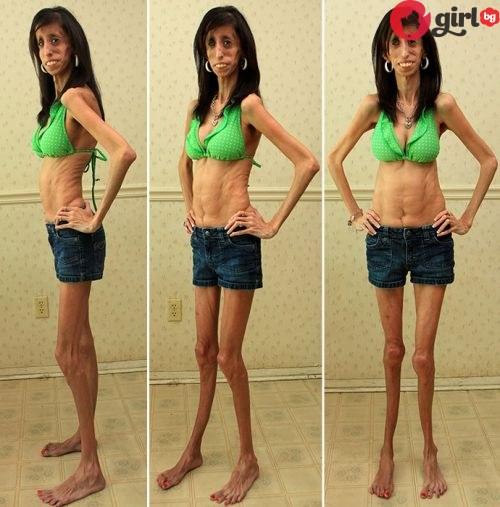 Лизи Веласкес най-грозната жена
