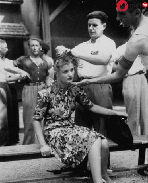 Проститутки по времето на Хитлер
