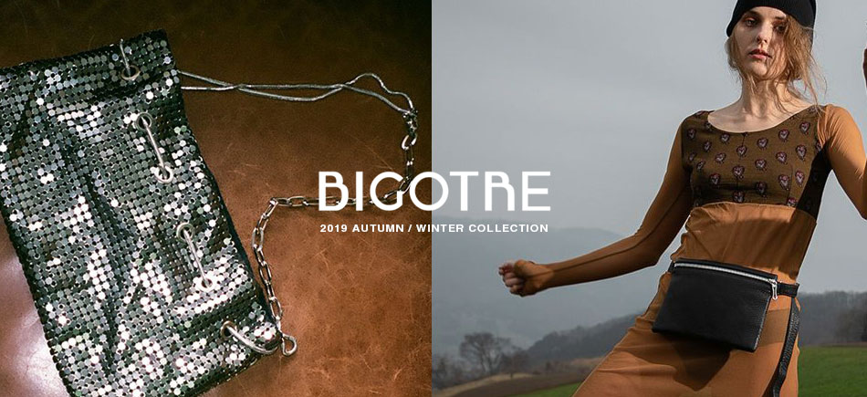 【BIGOTRE】2019 Autumn/Winter Collection START!!!