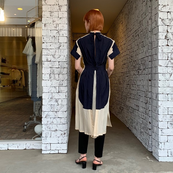 【LENZ】DOCKING DRESS