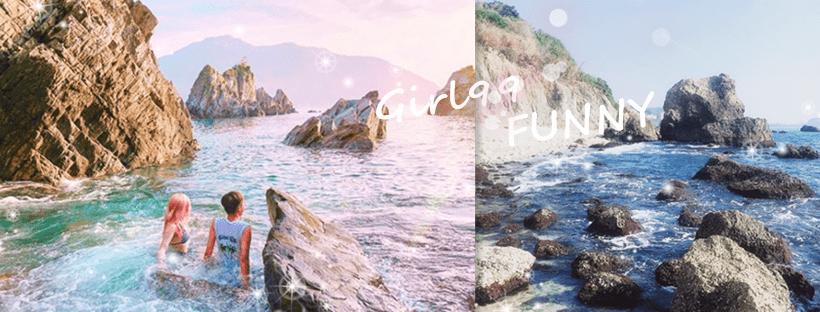 免出國~台灣也有無敵祕境海景!隨便拍拍都好看 今年夏天你去過了嗎?