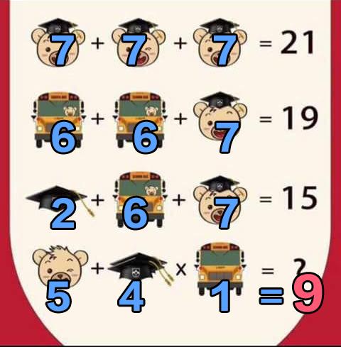 249_答案等於多少,你會算嗎_答案