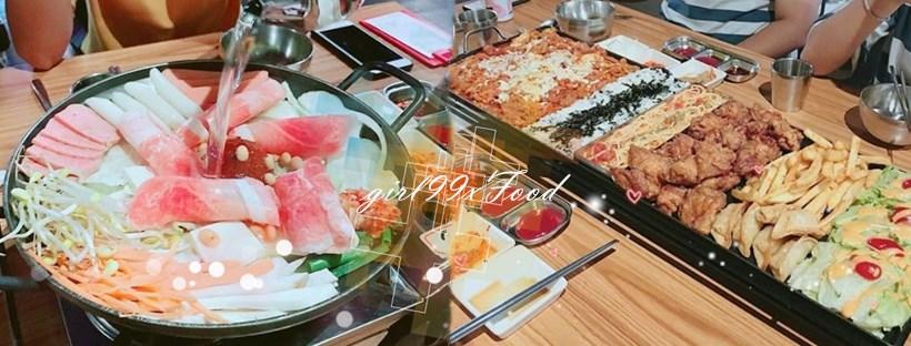 I'm Kimchi/韓國老闆開的韓式料理店!吸睛度滿分的75公分超人氣料理!一次滿足什麼都想吃的妳!