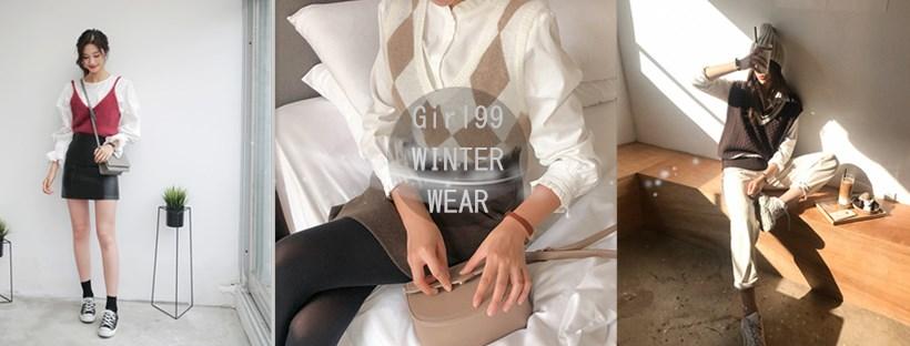 秋冬必備「針織背心」!女孩想甜美、個性都可以~穿出自己的態度!