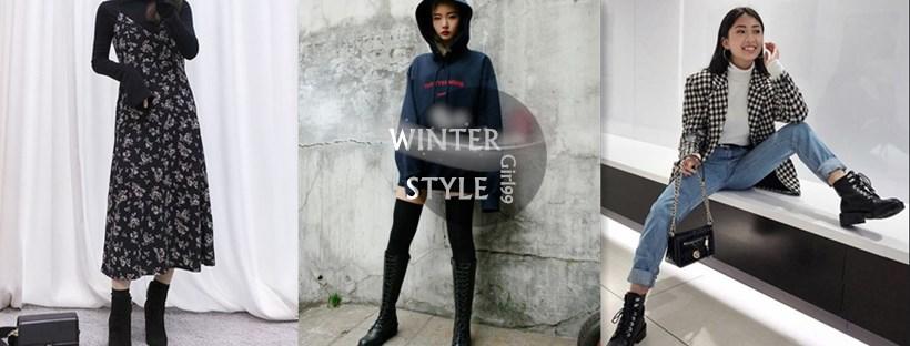 用靴子帶妳走跳每年秋冬!時尚女孩都該私藏一雙靴子~各種風格都很OK!