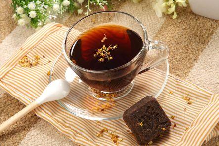 桂花夫人茶