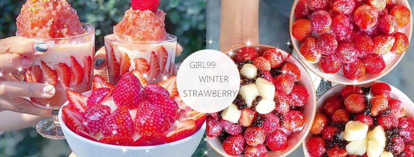 草莓季終於來啦!全台必吃名單通通給妳~新鮮大顆的草莓完全無法抗拒!