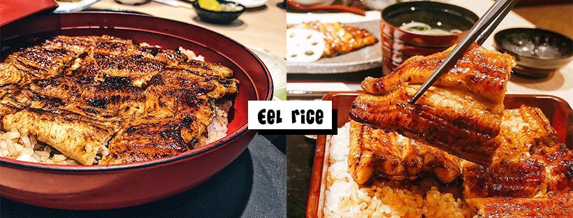 鰻魚飯特輯/台北經典5大鰻魚飯,老饕最愛新鮮炭火現烤鰻魚飯,還有米其林必比登推薦!