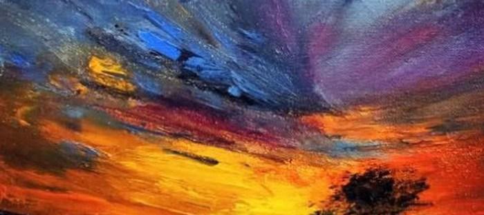 【愛情心理測驗】神奇油畫,選一個最在意的顏色!測你和什麼樣性格的人不能在一起
