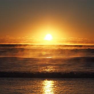 Ethereal Sunrise