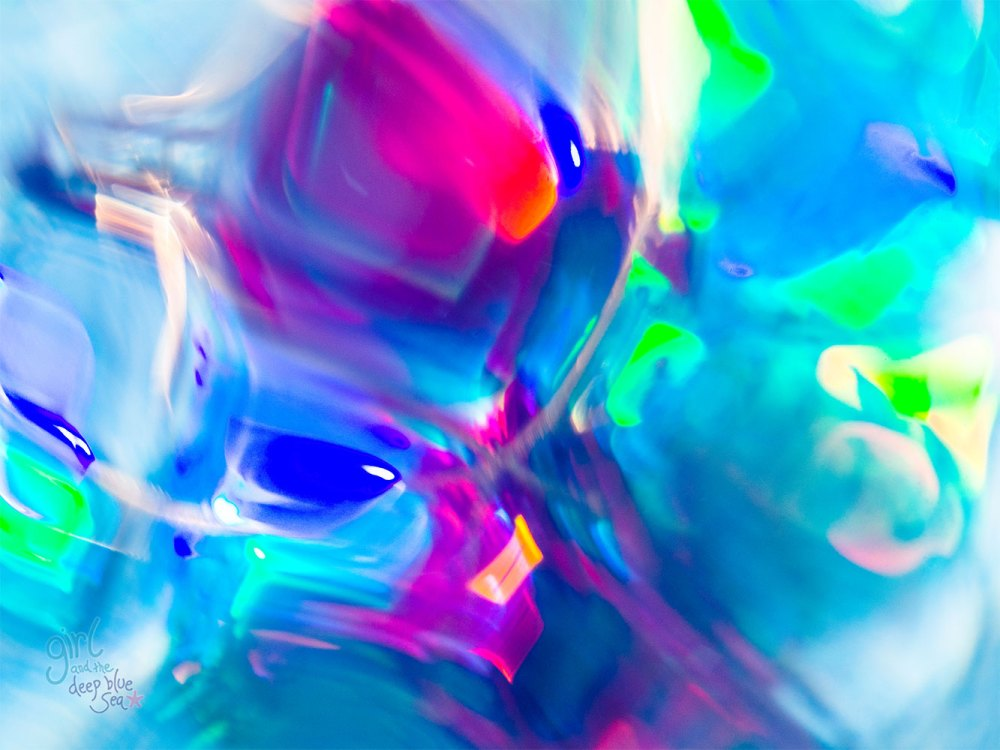 abstract photography by Brisbane artist Anna Markula