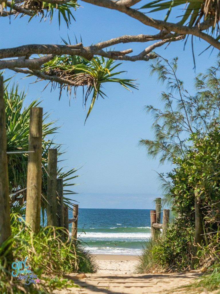 Sunshine Coast beach photography by Anna Markula