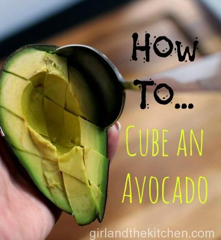 How to Dice an Avocado 1