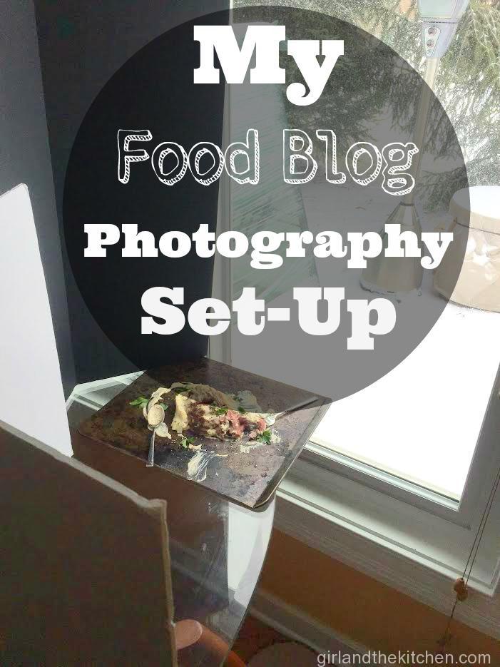 A Peek Behind the Scenes of a Food Blogger https://girlandthekitchen.com