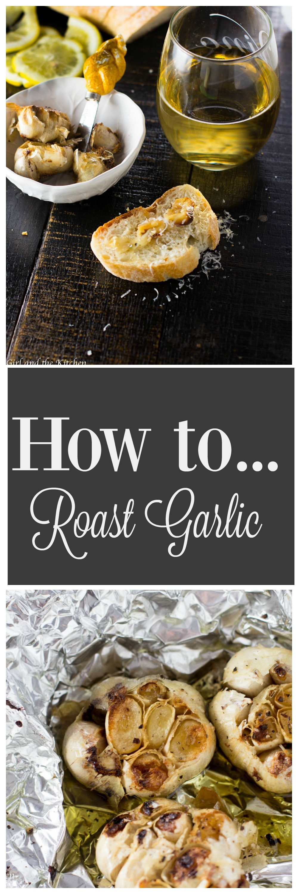 id you know that there is a secret to restaurant dishes? Yes I mean other than butter. It's roast garlic. And the beauty is that it's super easy to make